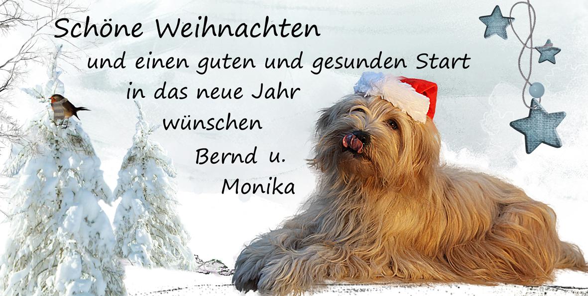 Weihnachtsgrüße fb
